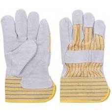 """Перчатки рабочие, размер 10,5"""" (спилок)"""