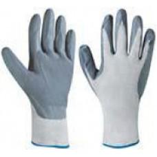 Перчатки вязаные нейл. с ПВХ заливкой наладонника