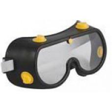 Очки защитные с непрямой вентиляцией, черный корп.