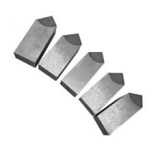 Нож запасной 2020-0003 к торцовым фрезам ф125…200 мм, ВК8, 45°, ГОСТ 24359-80
